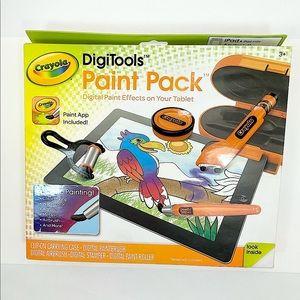 CRAYOLA DigiTools Paint Pack Digital Paintbrush